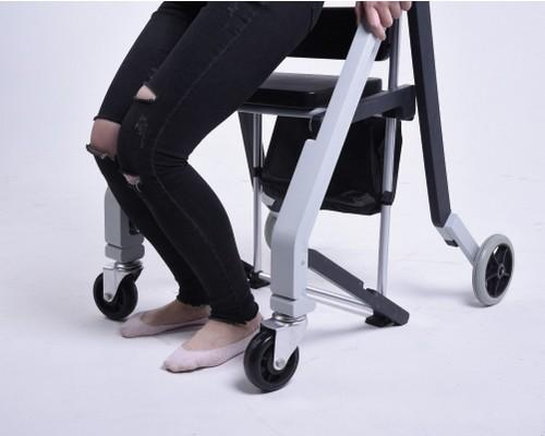 老年步行辅助车新型设计