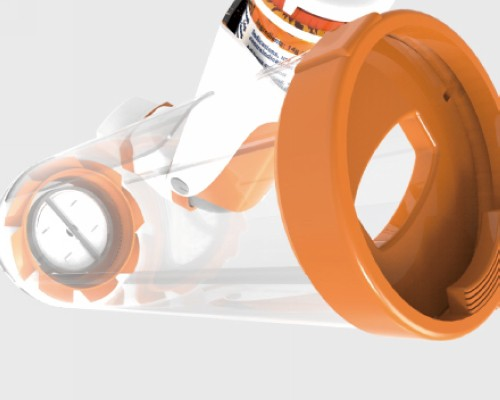 儿童哮喘促动器改良设计