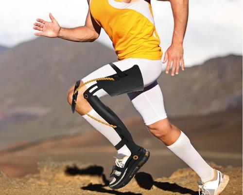 膝关节助行助力辅助工具设计