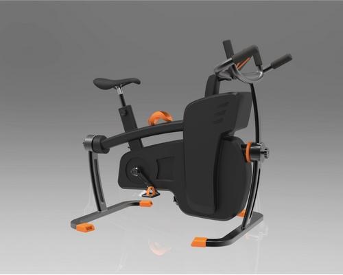 趣味平衡健身车设计
