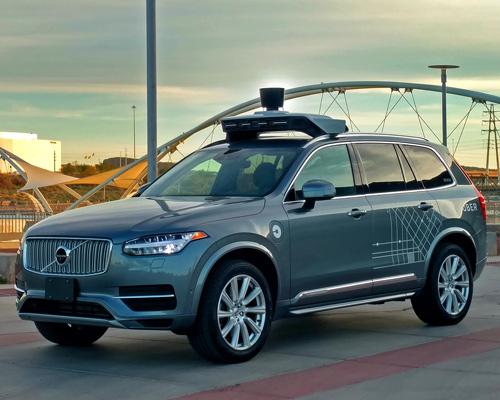 Uber发生首起自动驾驶汽车致行人死亡事故暂停测试