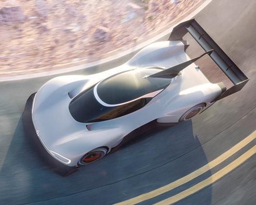 大众发布首款I.D.纯电动赛车挑战派克峰国际纪录
