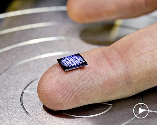 IBM发布世界最小的电脑