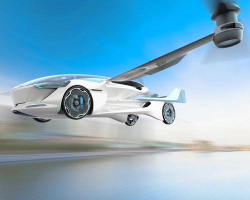 AeroMobil电动飞行汽车可垂直起降