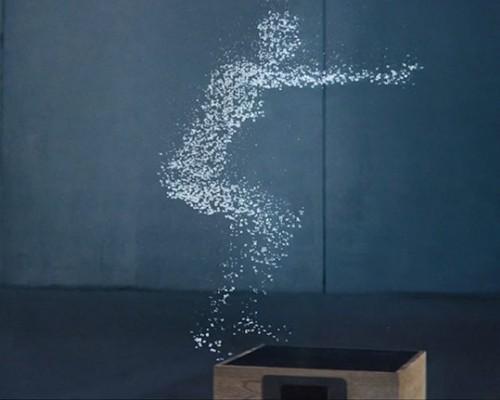 佳得乐推出高科技水滴人形3D全息视频广告