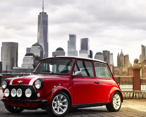 classic MINI纯电动版本将首次亮相2018年纽约国际车展