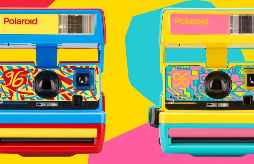 1996年产的宝丽来600系列相机限量款