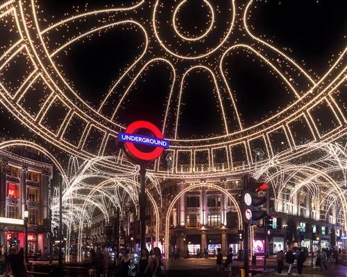 灯光教堂节日季即将点亮伦敦街区