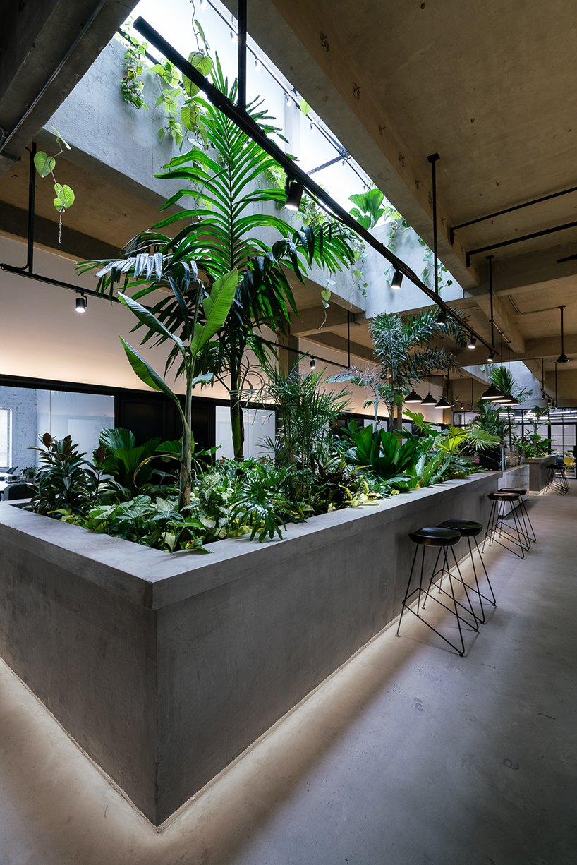 group8's 'jungle station'-designboom-02