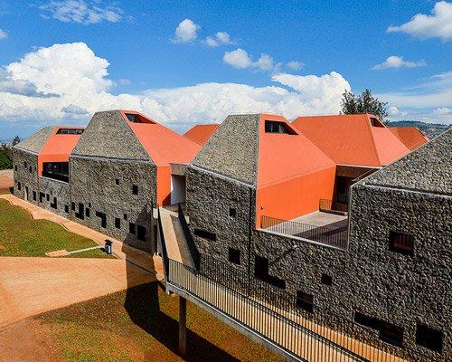 基加利建筑学校摄影 用光讲述空间故事