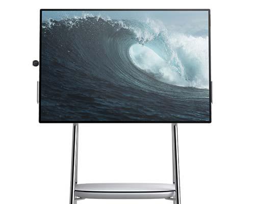 微软正式发布Surface Hub 2是协同工作的未来吗?