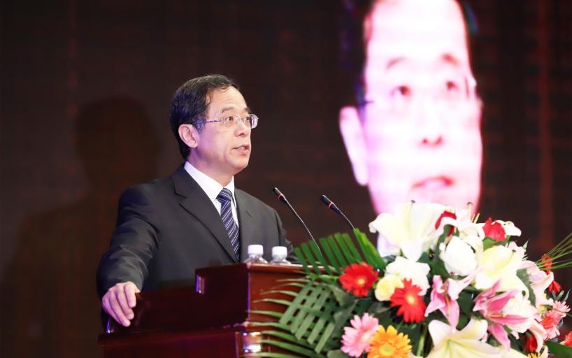 河北省政协主席叶冬松讲话