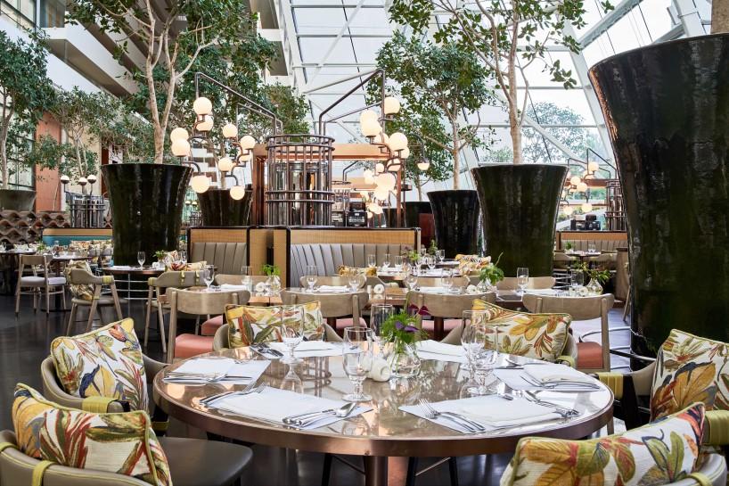 新加坡滨海湾金沙酒店RISE餐厅, by Aedas Interiors_3