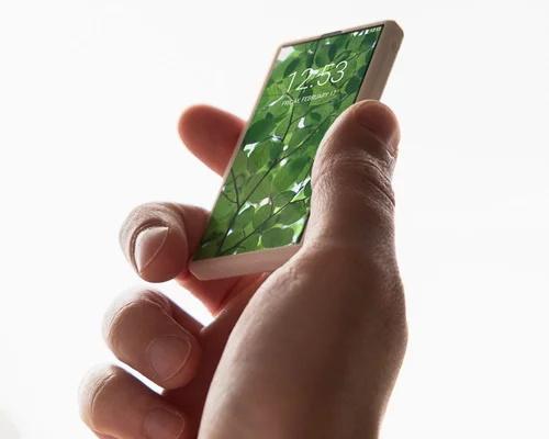 少即是多 极简主义迷你手机
