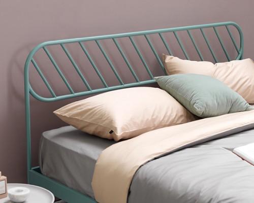 奶糖床 / 一款靠包可横竖使用的软床