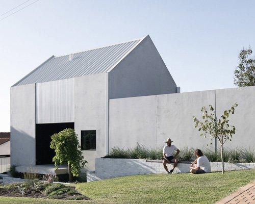回收砖块与混凝土打造碳中和住宅