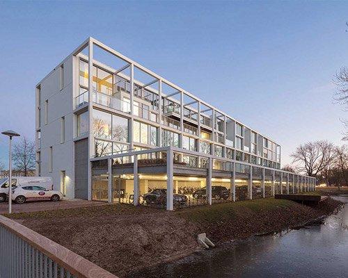 乌特勒支新建社区superloft blok y 由房主亲自设计
