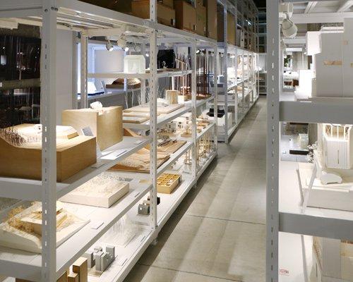 日本建筑模型博物馆archi-depot