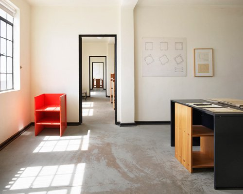 "SFMOMA举办""donald judd: specific furniture""展览 尽显简单之美"