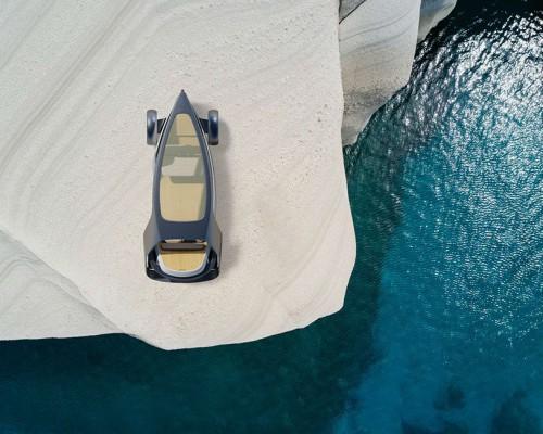 无人驾驶汽车zephyr 定义旅行新方式