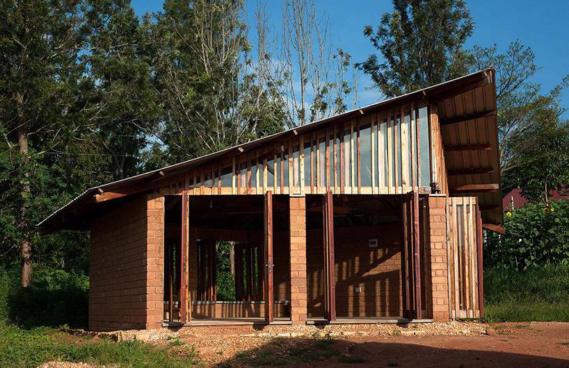 乌干达米特亚纳大学校园设计