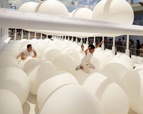 香港超级弹球互动游乐场