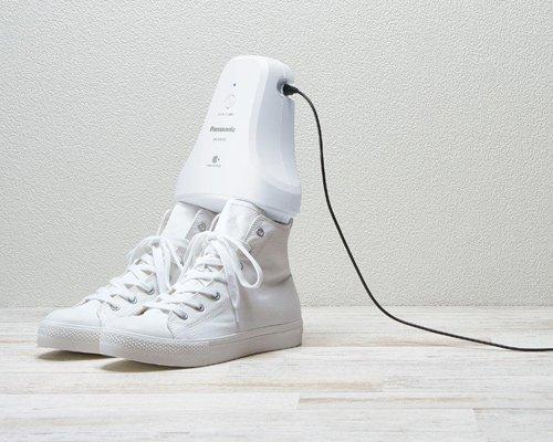 松下清新器让你的臭鞋变得清新