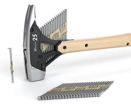 新型排钉锤 让DIY不再累人