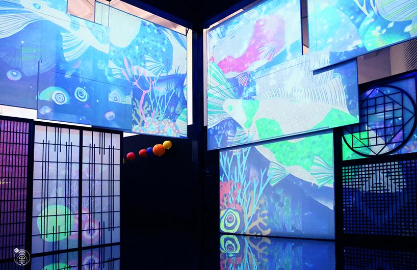 """今夏北京最值得期待的展览,""""新壶中天·桃源篇""""沉浸式艺术展惊艳开展!"""