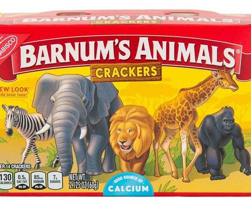 PETA帮助饼干包装盒上的动物逃出牢笼