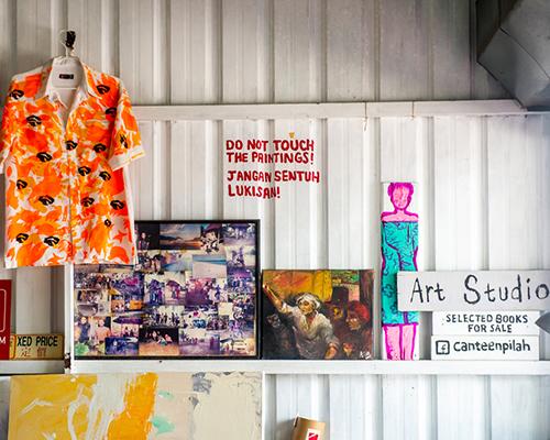 Vans 记录马来西亚艺术家Kide Baharudin 从乡村来到House of Vans路演的旅程