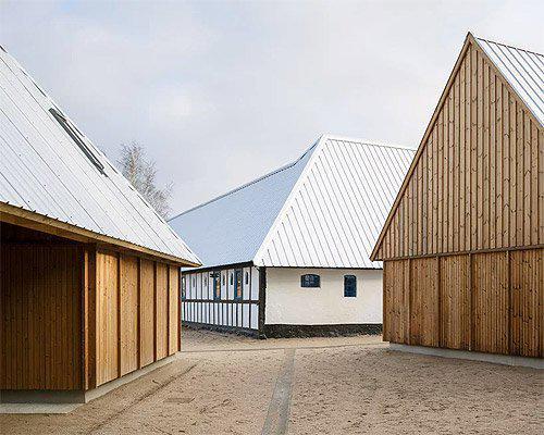 十七世纪木材农场变身学生村