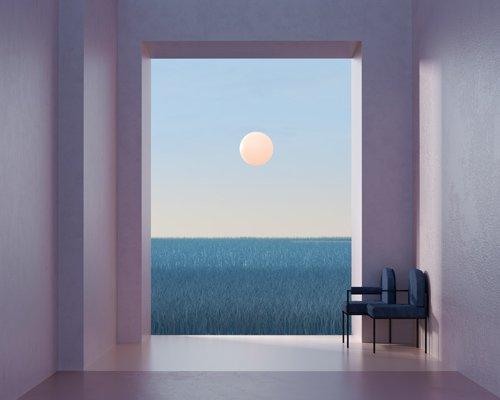 """atelier aveus诗情画意的""""等待""""系列家具"""