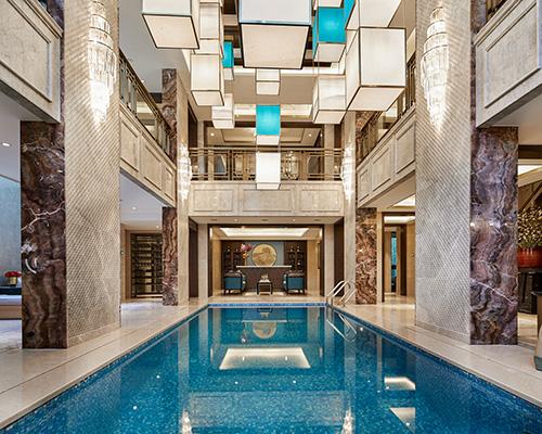 C.H.Y.室内设计|礼遇中国文化,寄情西湖山水