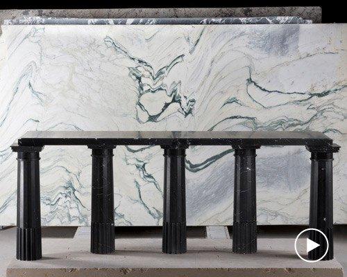 老佛爷再玩跨界 首个雕塑作品系列亮相巴黎