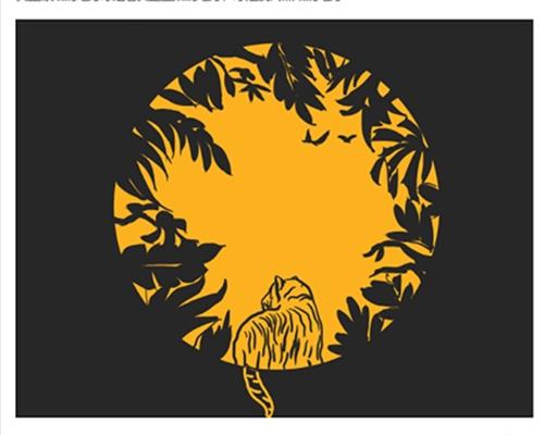 汉帛奖X洛客:助力野生动物保护,用你创意改变世界