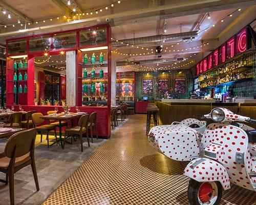 tomatito餐厅 看西班牙风情现身西贡
