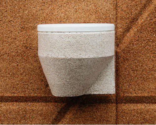沙子做的咖啡杯 资源利用新主张
