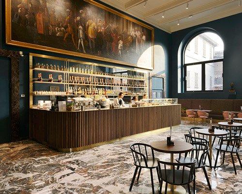 布雷拉画廊新咖啡厅caffè fernanda