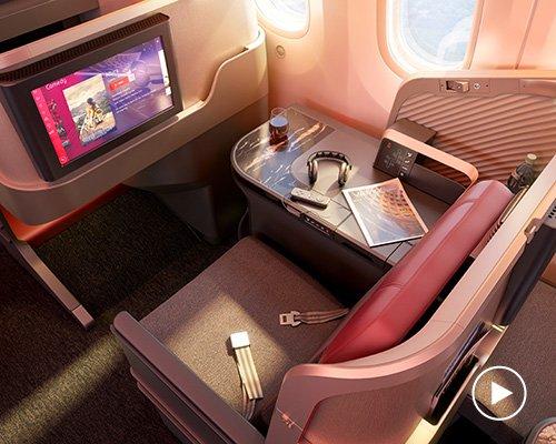 LATAM航空商务舱与经济舱全新内饰惊艳亮相