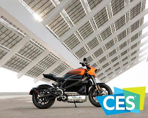 哈雷•戴维森推出售价29799美元的电动摩托车LiveWire