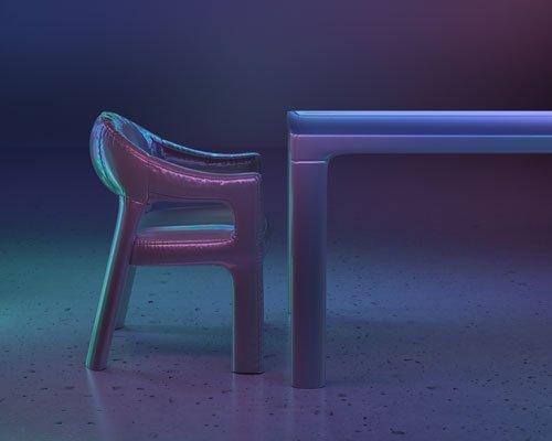 梦幻全息家具 畅想斯堪的纳维亚设计未来