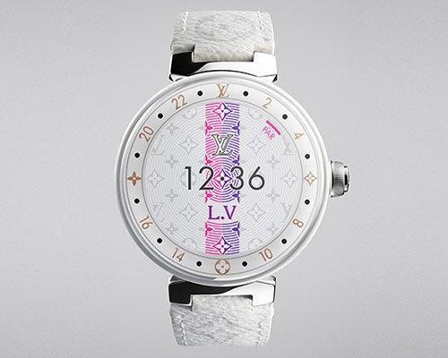 LV第二代tambour horizon智能腕表全新登场