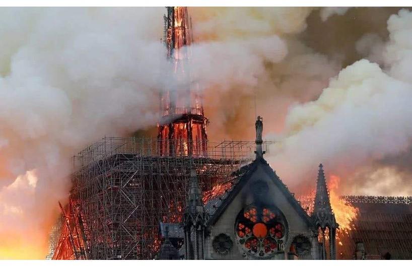 建筑设计师大卫·毕加索:祈愿文物都能远离灾难