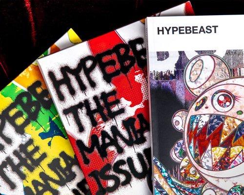 村上隆打造HYPEBEAST杂志25期专刊封面