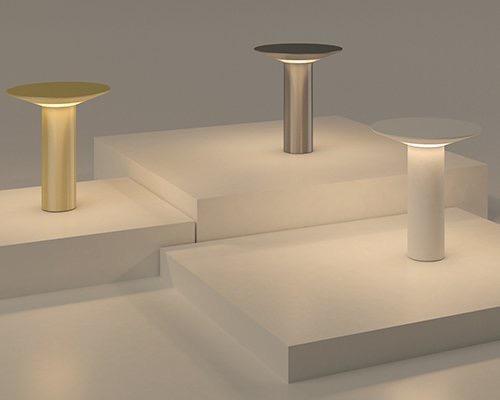lumina新款灯具 探索反射光的诗意
