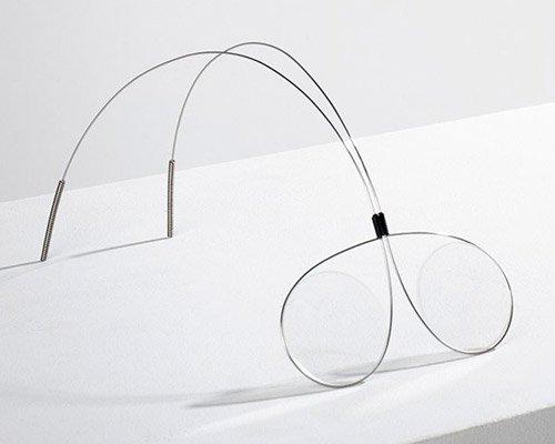 线材制成一美元眼镜 小成本解决大问题