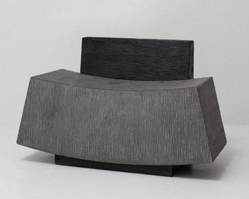 混凝土与纸板家具 探寻无家可归的标准