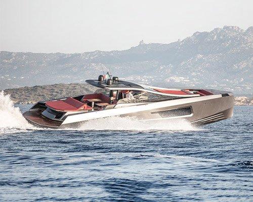 maori游艇升级版 动态线条更舒适