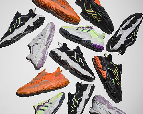 adidas originals重现九十年代经典ozweego运动鞋